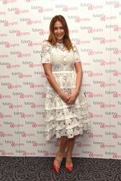 Lisa Snowdon - Future Dreams Autumn Lunch in London, October 2015