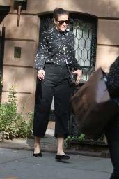 Liv Tyler - Leaving Her West Village Home in New York, October 2015