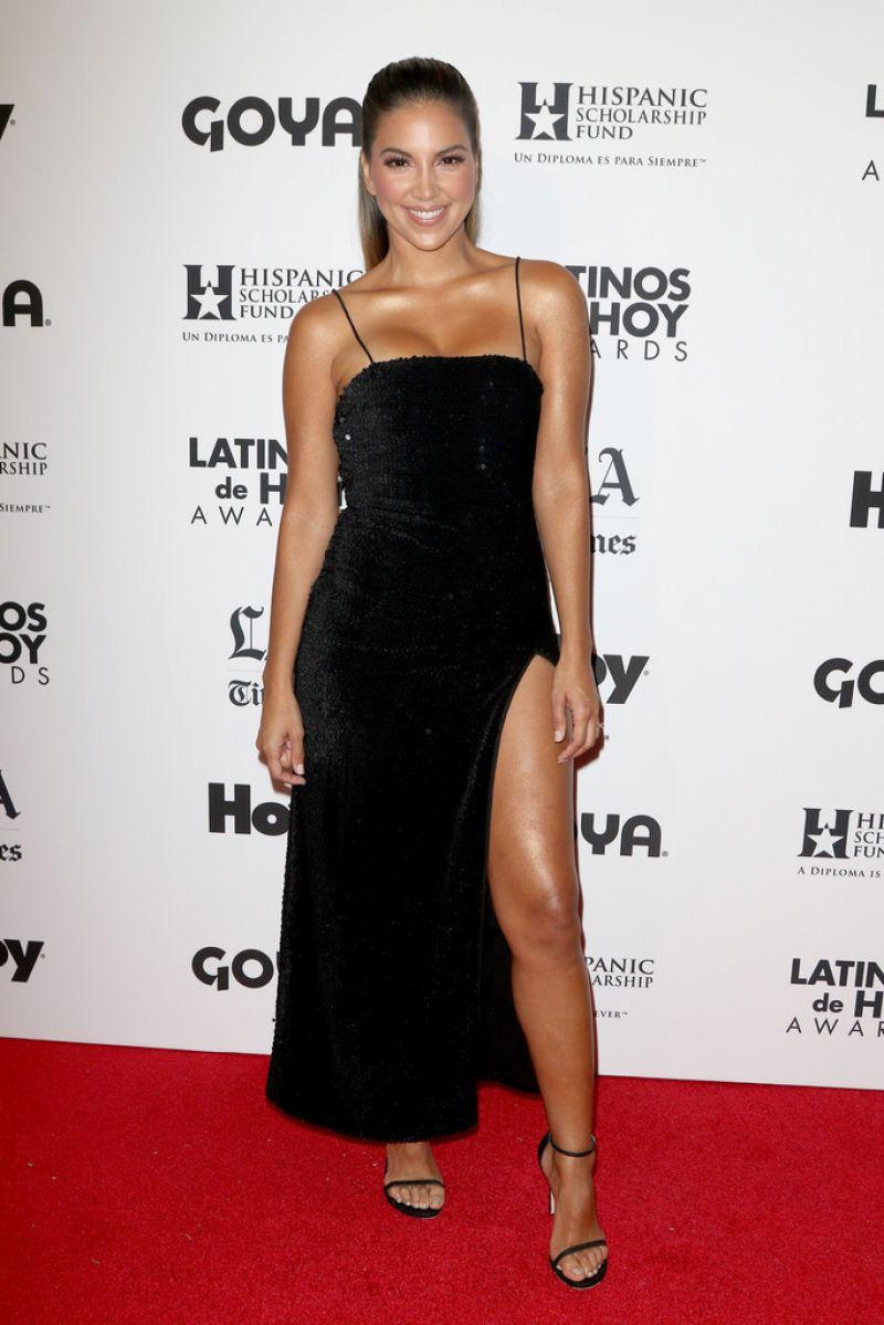 Liz Hernandez – Los Angeles Times and Hoy 2015 Latinos de Hoy Awards ...