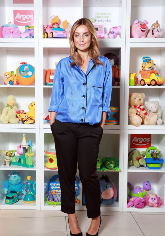 Louise Redknapp - 2015 Argos Toy Exchange Launch in London