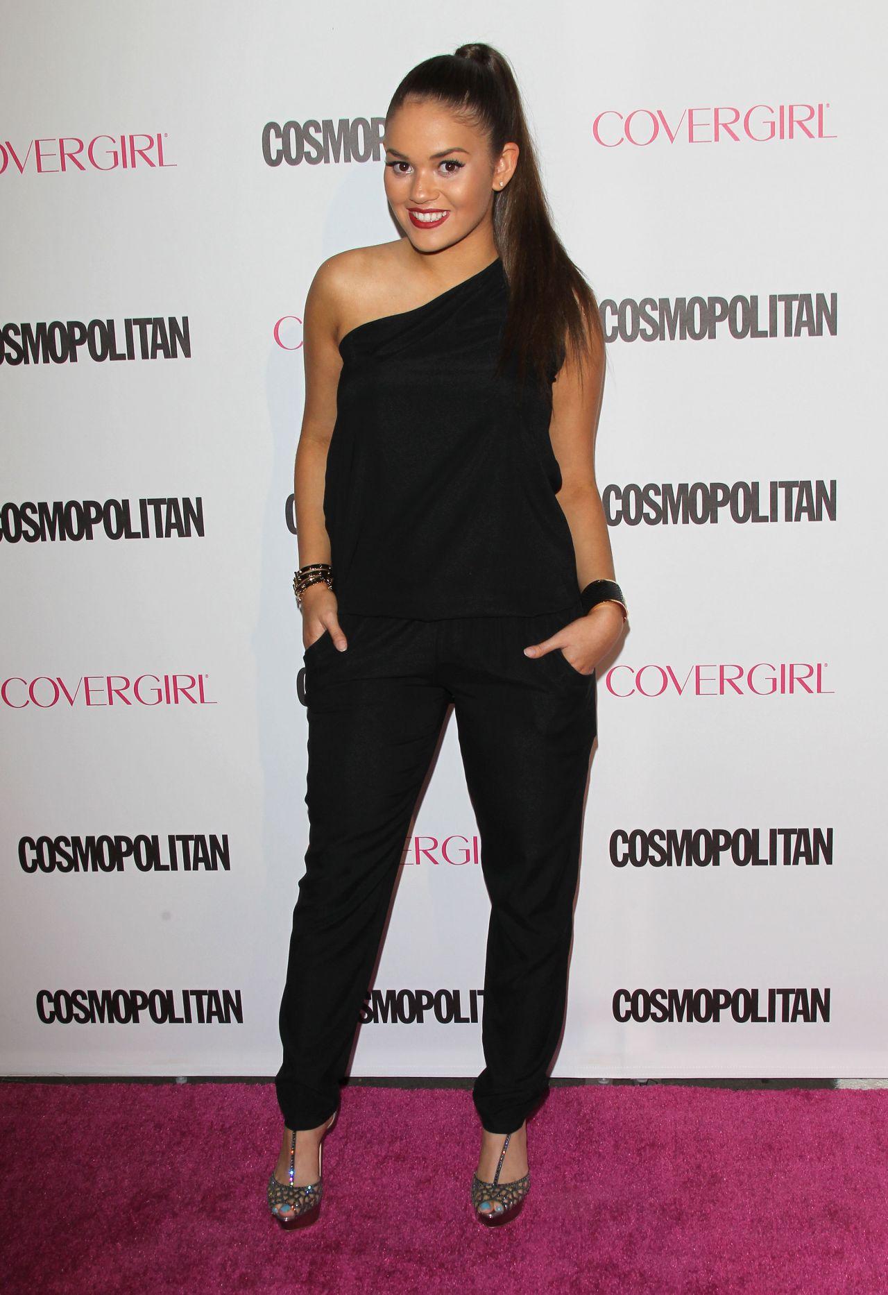 Madison Pettis - Cosmopolitan