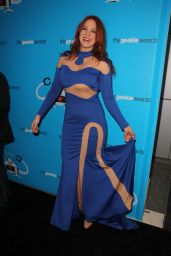 Maitland Ward - 2015 Geekie Awards in Los Angeles