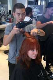 Maitland Ward - Brighton Salon in Beverly Hills, October 2015