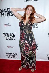 Maitland Ward - Sherlock Holmes Premiere in Los Angeles
