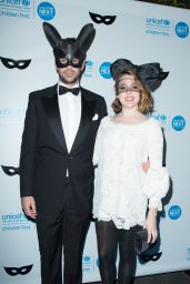 Majandra Delfino - 2015 UNICEF Black & White Masquerade Ball in Los Angeles