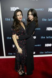 Margaret Qualley - The Leftovers Season 2 Premiere in Austin