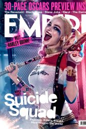 Margot Robbie - Empire Magazine December 2015 Cover and Pics
