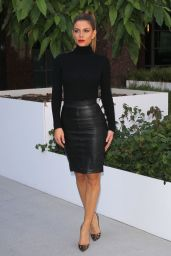 Maria Menounos - E! News Set Photos in LA, October 2015