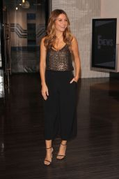Maria Menounos - E! News Studios in Los Angeles, September 2015