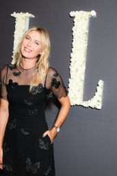 Maria Sharapova - Elle US & Elle France: Anniversary Celebration in Paris, October 2015
