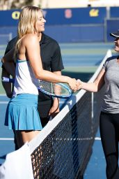 Maria Sharapova - Maria Sharapova and Friends Presented by Porsche, Los Angeles, October 2015