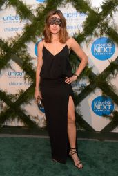 Marina Squerciati - UNICEF Neverland Masquerade Ball in Chicago, October 2015