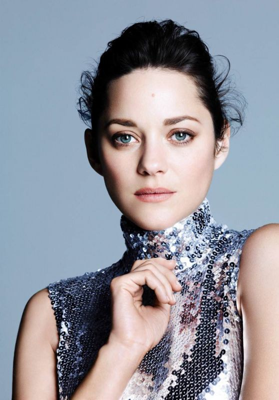 Marion Cotillard - Photoshoot for Dior October 2015