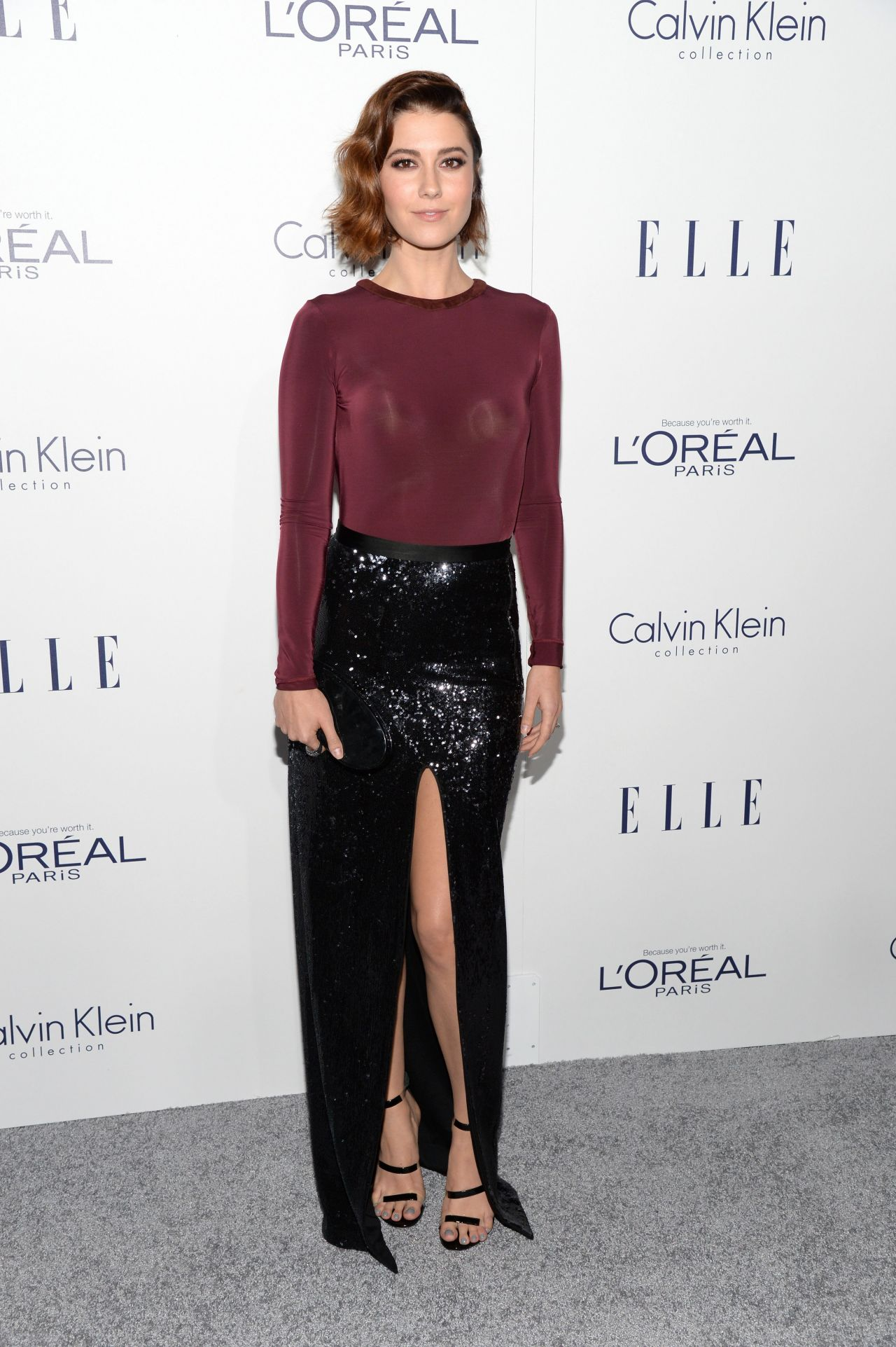 Elizabeth Winstead – 2015 ELLE Women in Hollywood Awards in Los ...