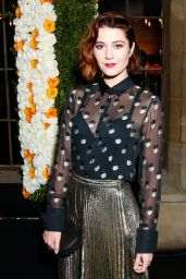Mary Elizabeth Winstead – T Magazine Celebrates The Inaugural Issue Of The Greats in Chateau Marmont in LA, October 2015