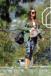 Megan Fox - On the Set of