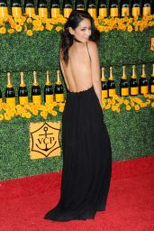Melanie Iglesias – 2015 Veuve Clicquot Polo Classic in Pacific Palisades
