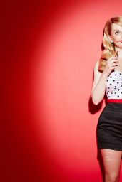 Melissa Rauch – The Stndrd Magazine Issue #8 (More Pics), October 2015