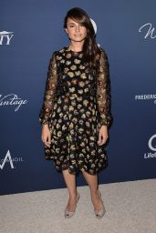 Mia Maestro – Variety's Power Of Women Luncheon in Beverly Hills, October 2015