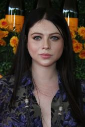 Michelle Trachtenberg – 2015 Veuve Clicquot Polo Classic in Pacific Palisades