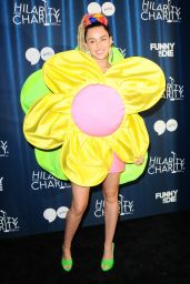 Miley Cyrus - Hilarity for Charity`s James Franco's Bar Mitzvah Hollywood, October 2015