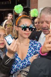 Miley Cyrus - Out in Midtown Manhattan, October 2015