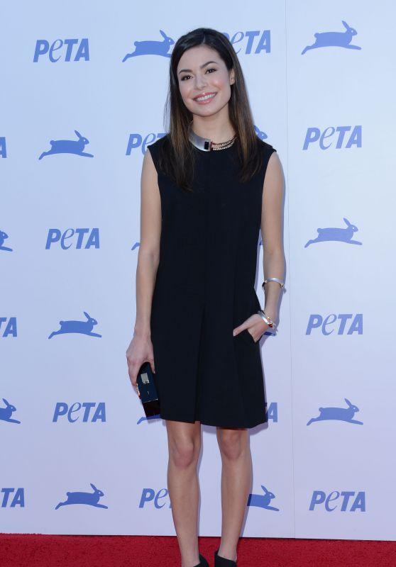 Miranda Cosgrove - PETA
