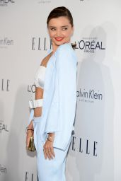 Miranda Kerr – 2015 ELLE Women in Hollywood Awards in Los Angeles