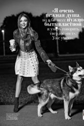 Miranda Kerr - Tatler Magazine Russia October 2015 Issue