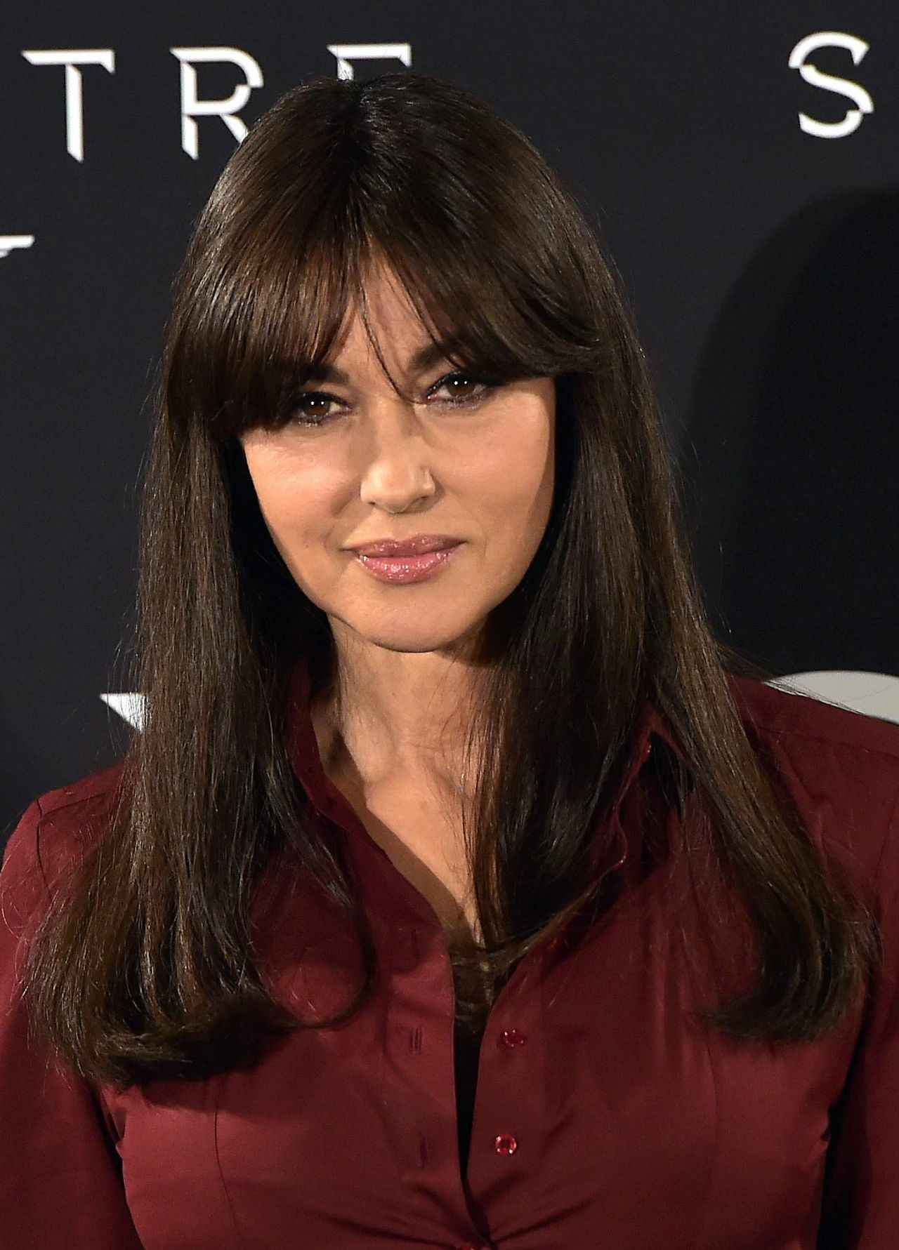 Monica Bellucci Spectre Photocall In Rome Italy