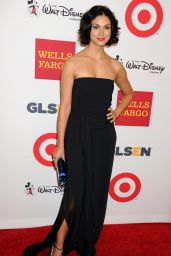 Morena Baccarin - 2015 GLSEN Respect Awards at the Regent Beverly Wilshire, October 2015