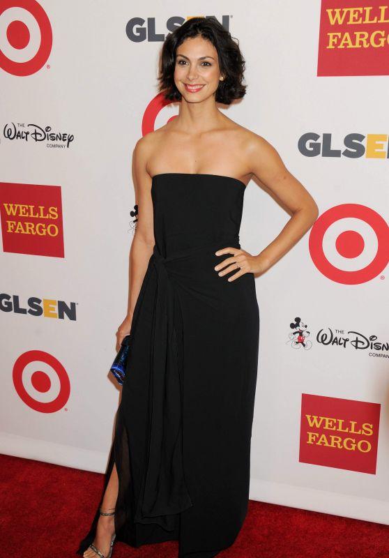 Morena Baccarin - 2015 GLSEN Respect Awards at the Regent Beverly Wilshire, October 2015