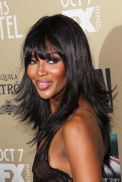 Naomi Campbell – FX's 'American Horror Story: Hotel' Screening in Los Angeles