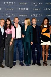 Naomie Harris – Bond 'Spectre' Photocall at Corinthia Hotel in London