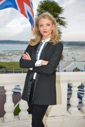 Natalie Dormer - 26th British Film Festival Photocall in Dinard, France