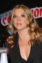 Natalie Dormer - Game of Thrones Panel at New York Comic Con, October 2015