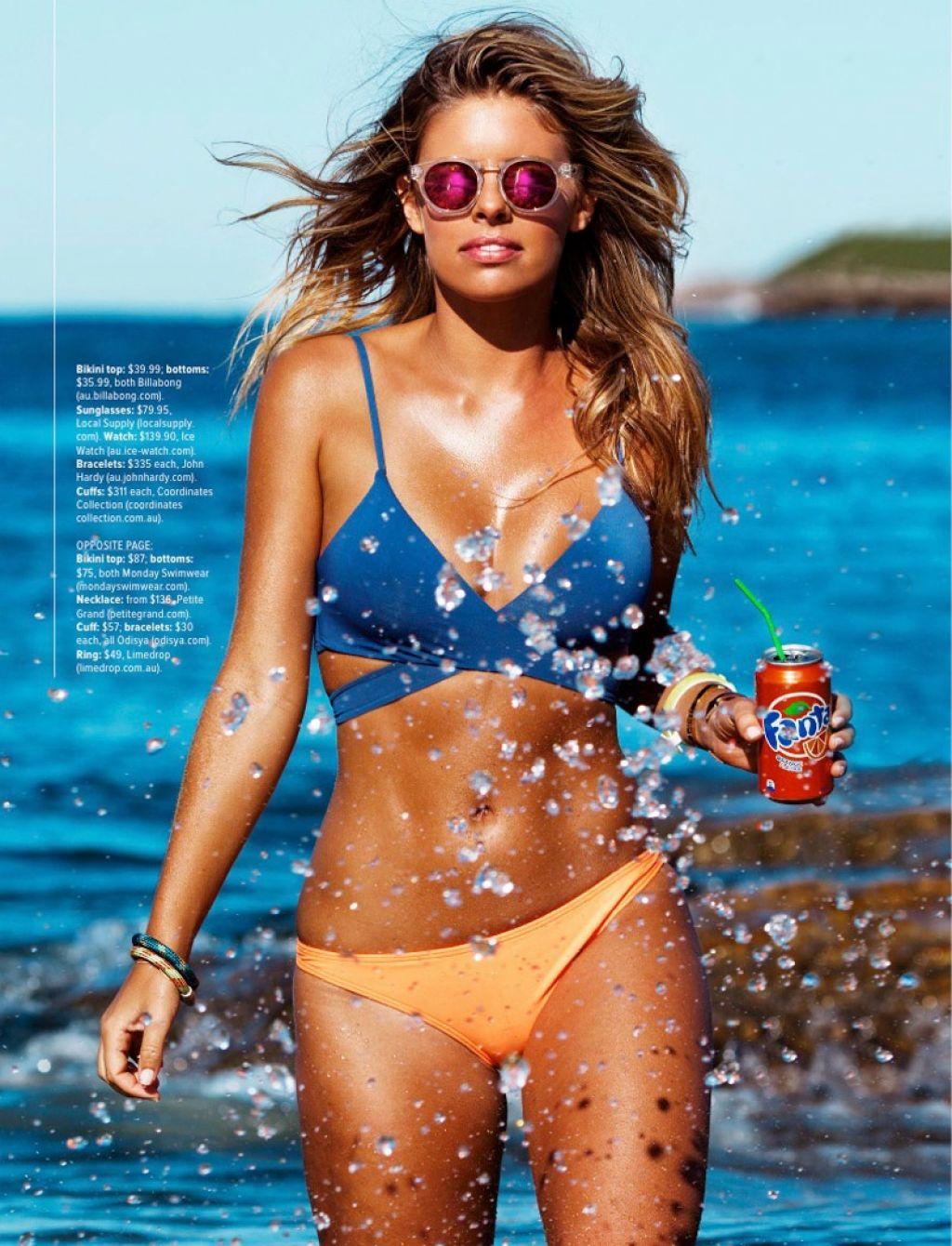 oakley bags australia 7e4c  Natasha Oakley  Cosmopolitan Magazine Australia November 2015 Issue
