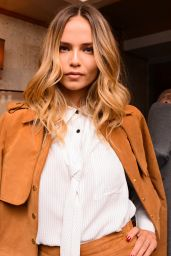 Natasha Poly - FRAME DENIM x NATASHA POLY: DINNER in Paris, October 2015