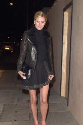 Nicky Hilton at the Chiltern Firehouse in London - Harpers Bazaar Party, October 2015