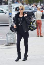 Nicky Hilton - Leaving Her Residence in the East Village, October 2015