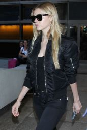 Nicola Peltz at LAX Airport, October 2015