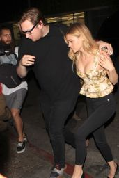 Nicola Peltz Night Out - West Hollywood, October 2015