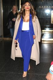 Nicole Scherzinger - Arriving to Appear on