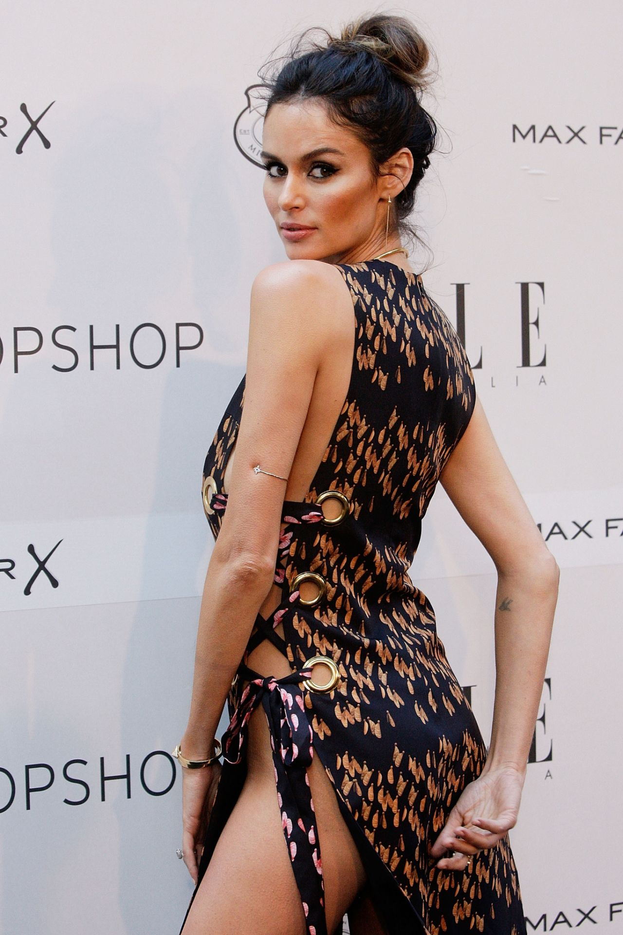 Nicole Trunfio Elle Style Awards In Sydney October 2015