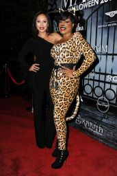 Niecy Nash - Maxim Halloween Party in Beverly Hills, October 2015
