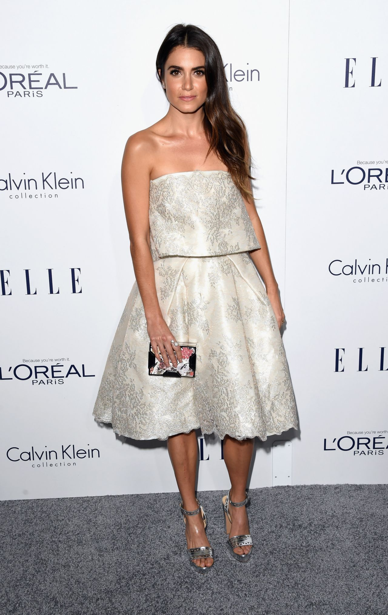 Nikki Reed – 2015 ELLE Women in Hollywood Awards in Los Angeles