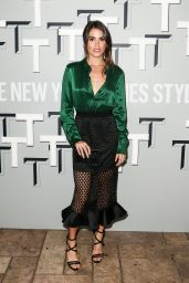 Nikki Reed – T Magazine Celebrates The Inaugural Issue Of The Greats in Chateau Marmont in LA, October 2015