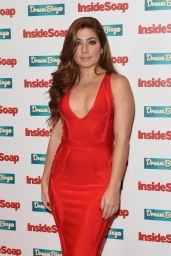 Nikki Sanderson - Inside Soap Awards 2015 in London