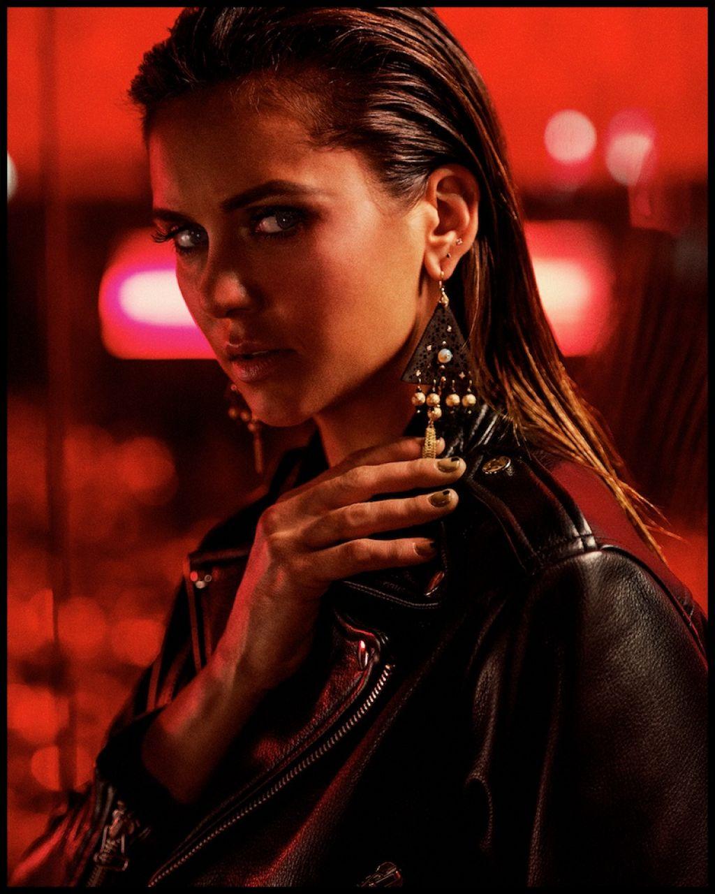nina dobrev photoshoot for interview mag november 2015