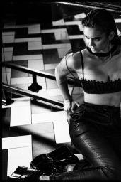 Nina Dobrev - Photoshoot for Interview Mag - November 2015
